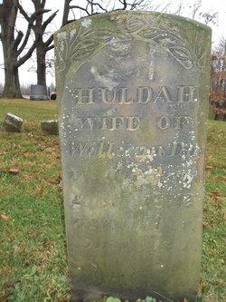 Huldah <I>Hulet</I> Davis