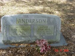 John Irvin Anderson