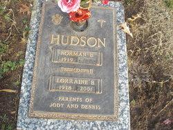 Lorraine B Hudson