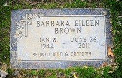 Barbara Eileen <I>Gray</I> Brown