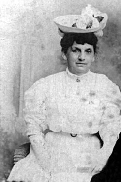 "Frances Howell ""Fanny"" <I>White</I> Parsons"