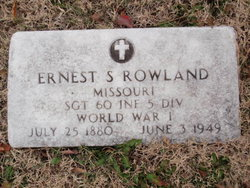 Ernest S. Rowland