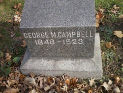 George M Campbell