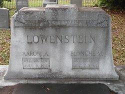 Aaron A Lowenstein