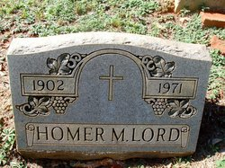 Homer M. Lord