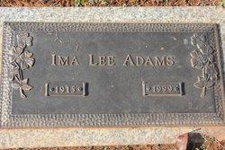 Ima Lee Adams