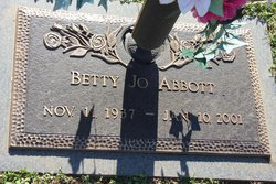 Betty Jo <I>Ellis</I> Abbott
