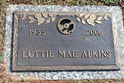 Lottie Mae Adkins