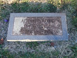 Addie Patton <I>Easley</I> Boyd