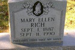 Mary Ellen Rich