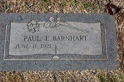 Paul Edwin Barnhart