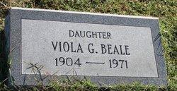 Viola G Beale