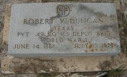 Robert V Duncan