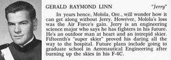 "LTC Gerald Raymond ""Jerry"" Linn"