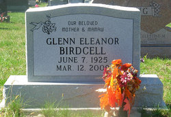 Glenn Eleanor <I>Hoggatt</I> Birdcell