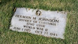 Herman Matthew Johnson