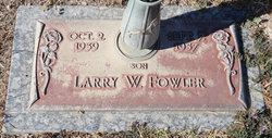 Larry W. Fowler