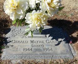 Gerald Wayne Garner