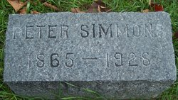 Peter Simmons