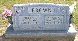 Arval Clark Brown