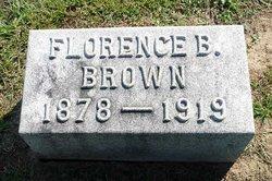Florence B. Brown