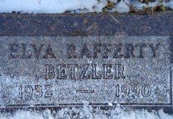 Elva <I>Rafferty</I> Betzler
