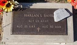 Harlan L Bahr