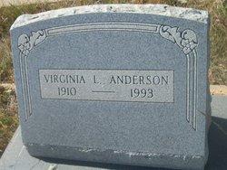 Virginia L. Anderson
