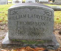 William Lafayette Thompson