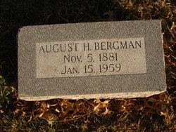 August H Bergman