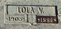 Lola V Chapman