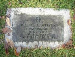 Robert G Melvey