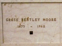 Grace Bently Moore