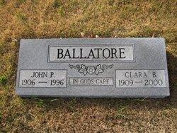 John P Ballatore