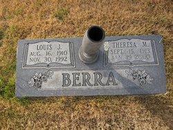 Louis J Berra