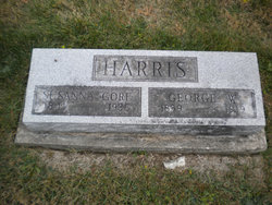 Susanna <I>Gore</I> Harris