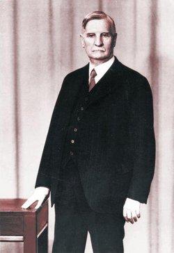 Edward G. Budd, Sr