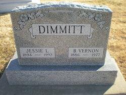 Jessie Leah <I>Pratt</I> Dimmitt