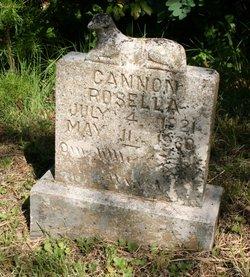 Rosella Cannon