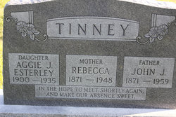 Rebecca <I>Dennis</I> Tinney