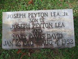 Joseph Peyton Lea, Jr