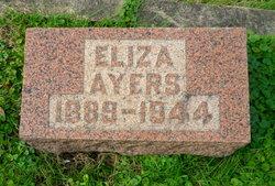 Thelma Eliza <I>Hornbeck</I> Ayers
