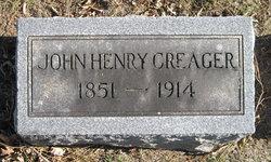 John Henry Creager