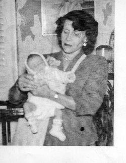 Bessie Mae <I>Faubus (Forbes)</I> Frye