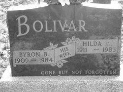 Byron Bruce Bolivar