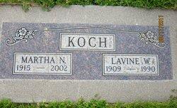 Lavine W Koch