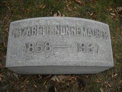 Elizabeth Nunnemacher