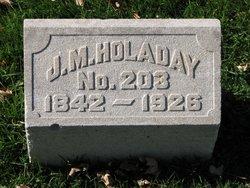 John Milton Holaday