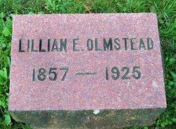 Lillian Edith <I>Douglas</I> Olmstead