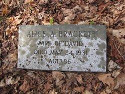 Alice A <I>Chase</I> Brackett